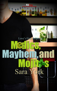 Medics, Mayhem and Mojitos-Sara York copy
